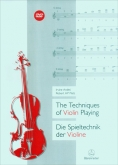 The Techniques of Violin Playing - DVD