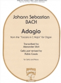 "Adagio from the ""Toccata en Do Majeur"" for Organ"