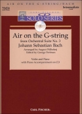 Air On The G-String, From Orchestral Suite No. 3