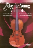 Solos for Young Violinists - Vol. 4