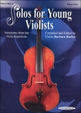 Solos for Young Violists, Volume 4