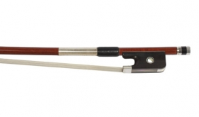 Brazilian Silver Mounted Cello Bow - 4/4