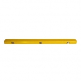 Fibreglass single bow case for violin/viola/cello - Yellow