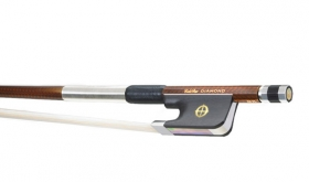 CodaBow Diamond GX Viola Bow - 4/4