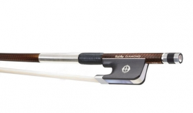 CodaBow Diamond NX Viola Bow - 4/4