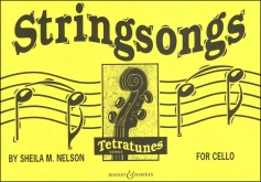 Stringsongs for Cello