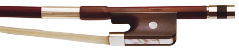 Knoll Brazilwood Cello Bow - 1/4