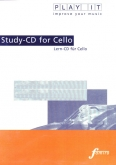 Play It Study CD - Cello - Boccerini - Concerto D, No.3