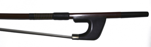 Yiqian Brazilwood Bass Bow - German - 3/4