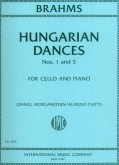 Brahm - Hungarian Dances Nos. 1 and 5