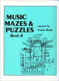 Music, Mazes & Puzzles - Book 2