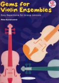 Gems for Violin Ensembles (CD included)
