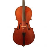 German Cello - Late 19th Century