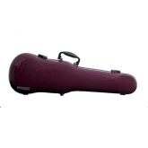 GEWA Shaped Violin Case Air 1.7 - Purple High Gloss