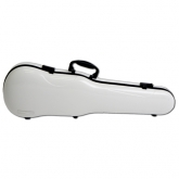 GEWA Shaped Violin Case Air 1.7 - White High Gloss