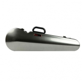 Bam Hightech Contoured Violin Case - 4/4 - Tweed