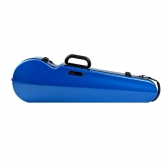 Bam Hightech Contoured Violin Case - 4/4 - Azure Blue