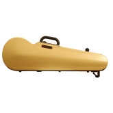 Bam Hightech Contoured Violin Case - 4/4 - Anise