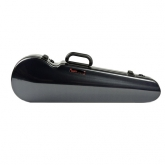 Bam Hightech Contoured Violin Case - 4/4 - Carbon Black