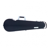 Bam Panther Hightech Contoured Violin Case Black