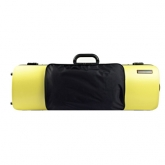 Bam Hightech Oblong Violin Case - Anise - With Pocket