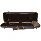 Gewa Idea 2.3 Oblong Violin Case - Blue/Black