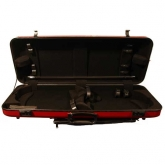 Gewa Violin Double Case Idea 3.3 - Red/Black