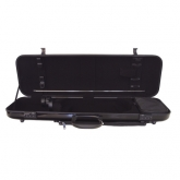 Gewa Idea 2.3 Oblong Violin Case - Black/Black