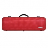 Gewa Air Diamond Oblong Violin Case - Red