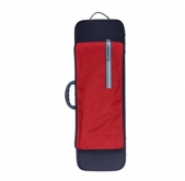 Riboni UNOeOTTO T2 Violin Case - Red Pocket