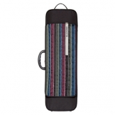 Riboni UNOeOTTO T2 Violin Case - Multi Coloured Pocket
