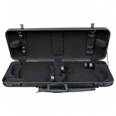 Gewa Violin Double Case - Idea 2.5 - Black/Black