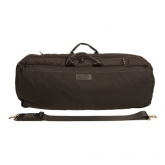 Mooradian Oblong Viola Case Cover - Shoulder Strap - Black