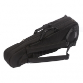Mooradian Shaped Viola Case Cover - Combo - Black