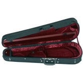 Gewa Varianta Shaped Viola Case - Black/Red