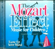 The Mozart Effect Music for Children Vol. 1 CD