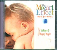 The Mozart Effect Music for Babies Vol. 2 CD