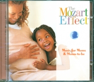 The Mozart Effect Music for Moms & Moms-to-be CD