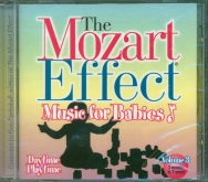 The Mozart Effect Music for Babies Vol. 3 CD