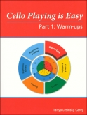 Cello Playing is Easy Part 1: Warm-ups