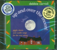 Up and Over the Moon! CD
