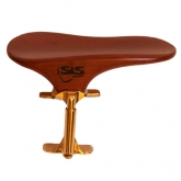 SAS Violin/Viola Chinrest Combo - 24mm - Boxwood (Pear)