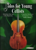 SOLOS FOR YOUNG CELLISTS VOL.4