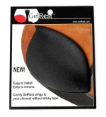 GelRest Chinrest Cover - Guarneri - Ebony