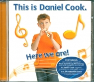 This is Daniel Cook CD