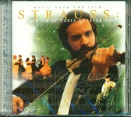 Strauss: The King of Three-Quarter Time CD