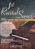 1sr Recital Series for Cello - Piano Accompaniment