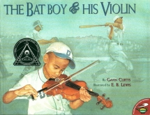 The Bat Boy & His Violin (Soft Cover)