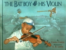 The Bat Boy & His Violin (Hard Cover)