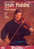 Learn to Play Irish Fiddle DVD Two